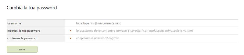 recupero password 3