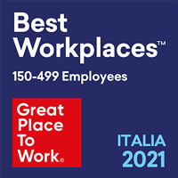Best Workplaces 150-499 Employees - Italia 2021