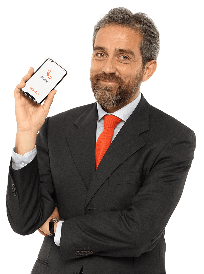 Testimonial Vianova Phone