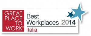 Great Workplace to work 2014 Italia