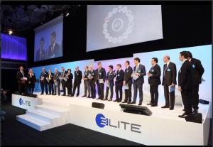 Premiazione Elite