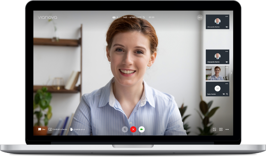 Come funziona il servizio Videoconferenza-meeting