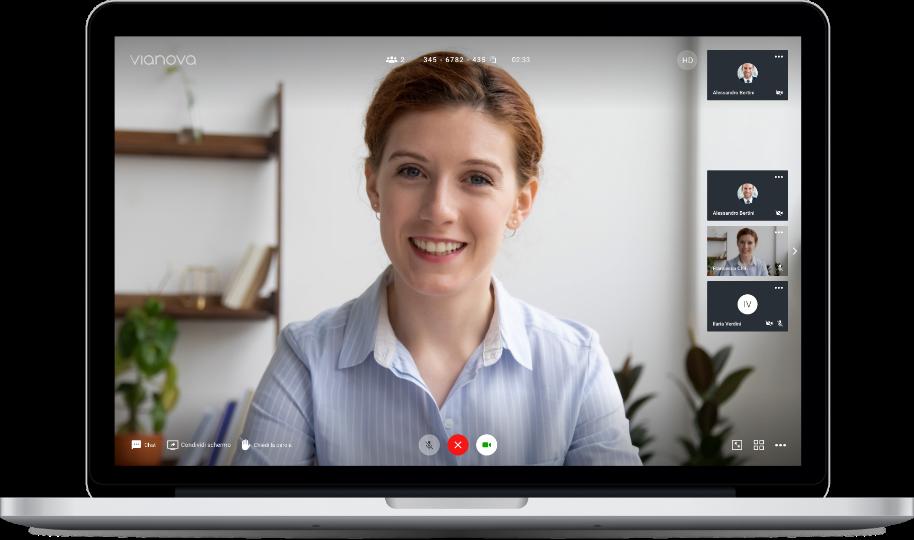 Come funziona il servizio Videoconference-meeting