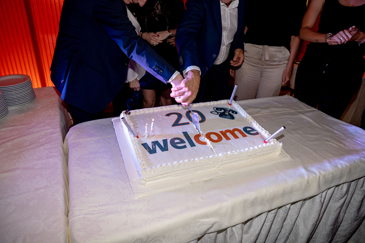 20 anni Welcome Italia